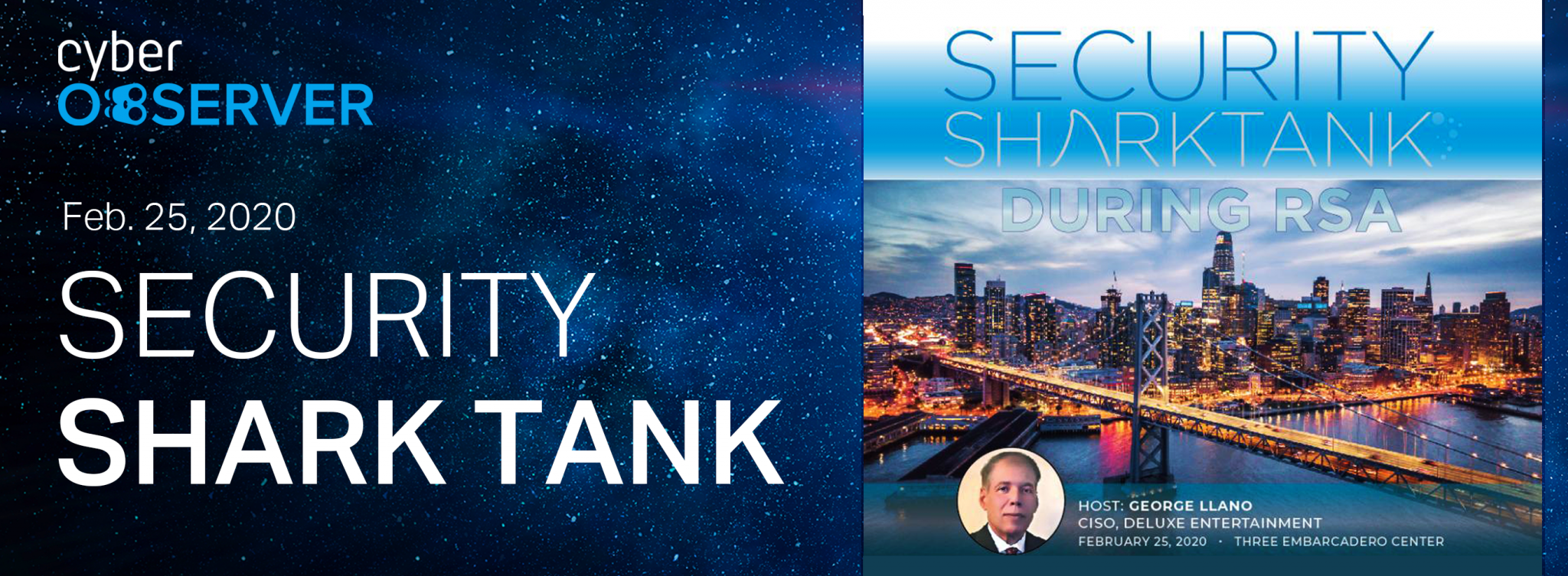 Cyber Observer at Security Shark Tank